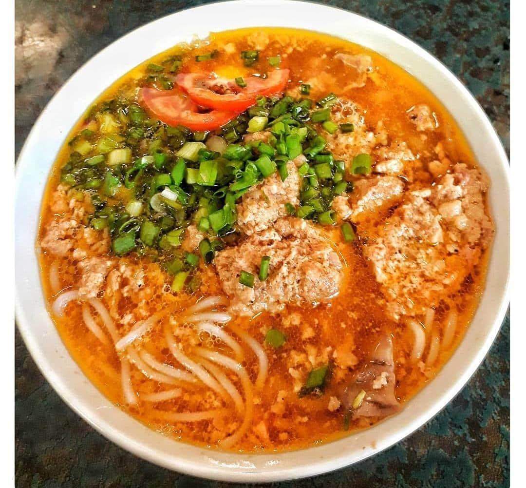 Công thức nấu bún riêu cua chuẩn vị Hà Nội | Nhà Nông Xanh