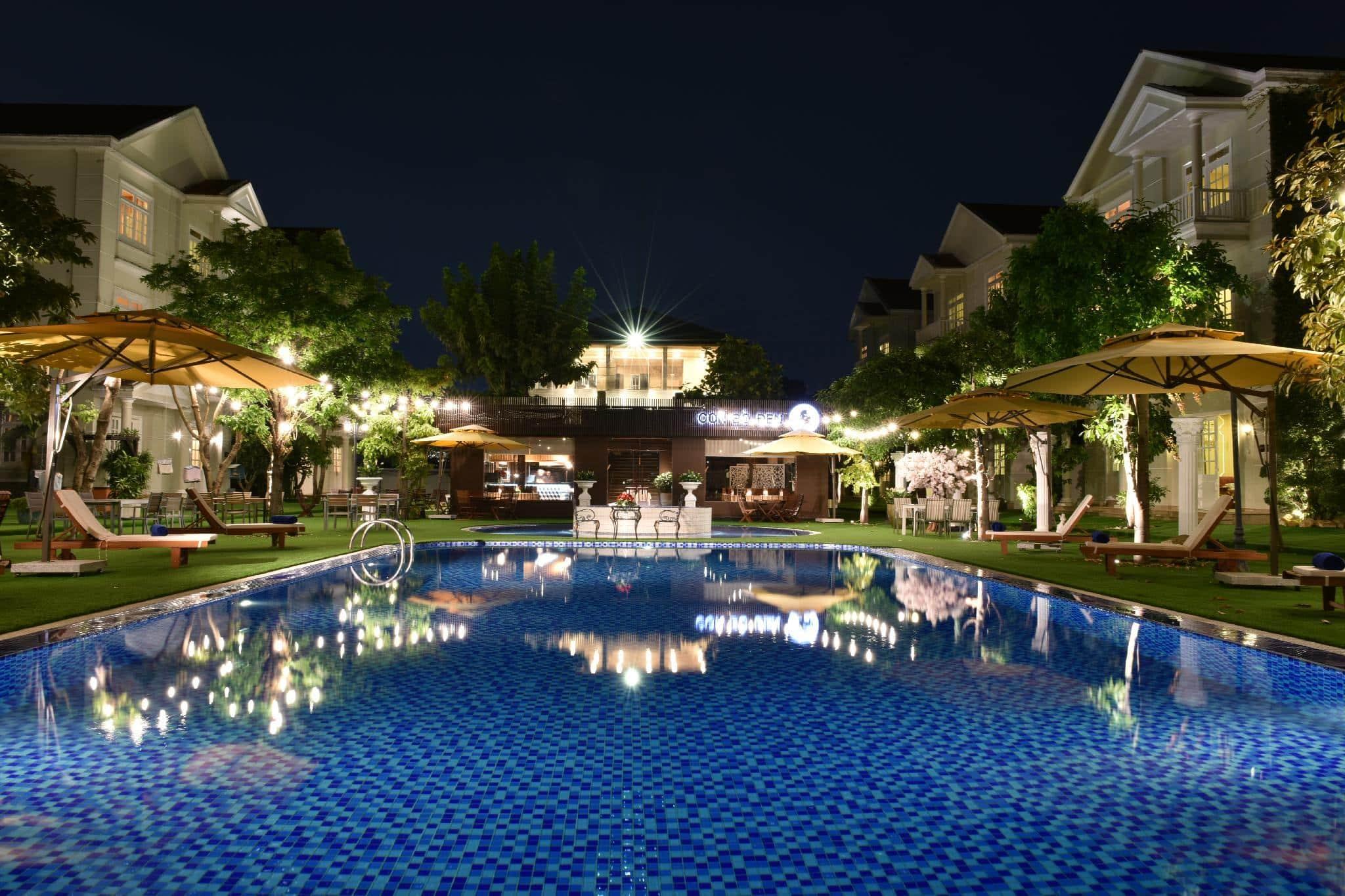 ResorHòa Bình Rạch Giá resort giá rẻ