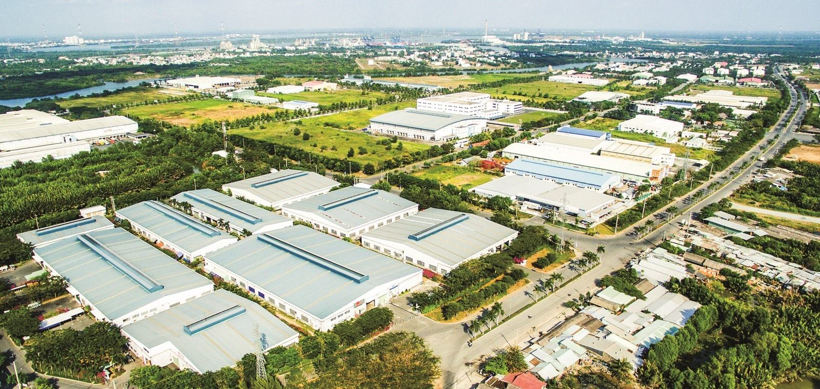 Các khu công nghiệp ở TPHCM uy tín