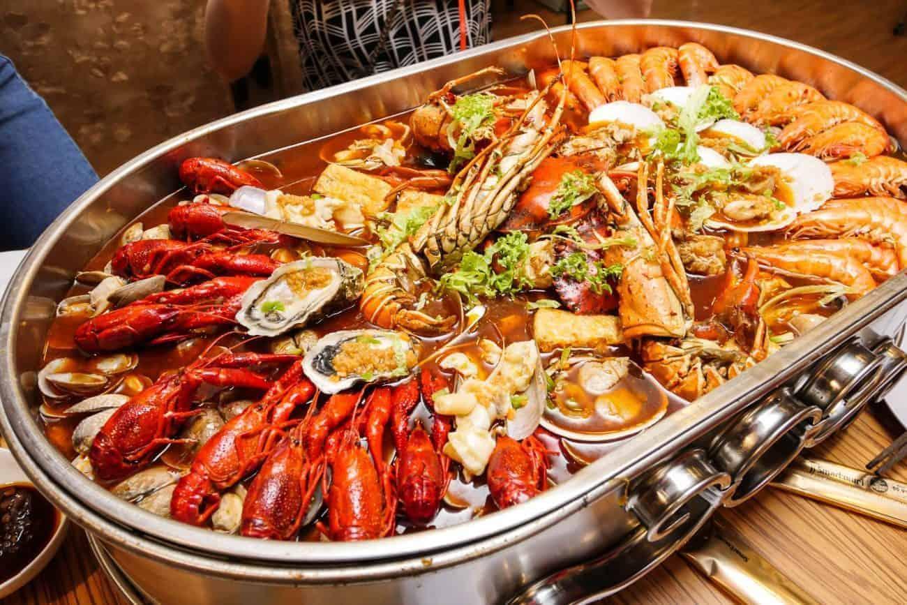 10 địa chỉ lẩu hải sản ngon Hà Nội không thể bỏ qua - Food Panda