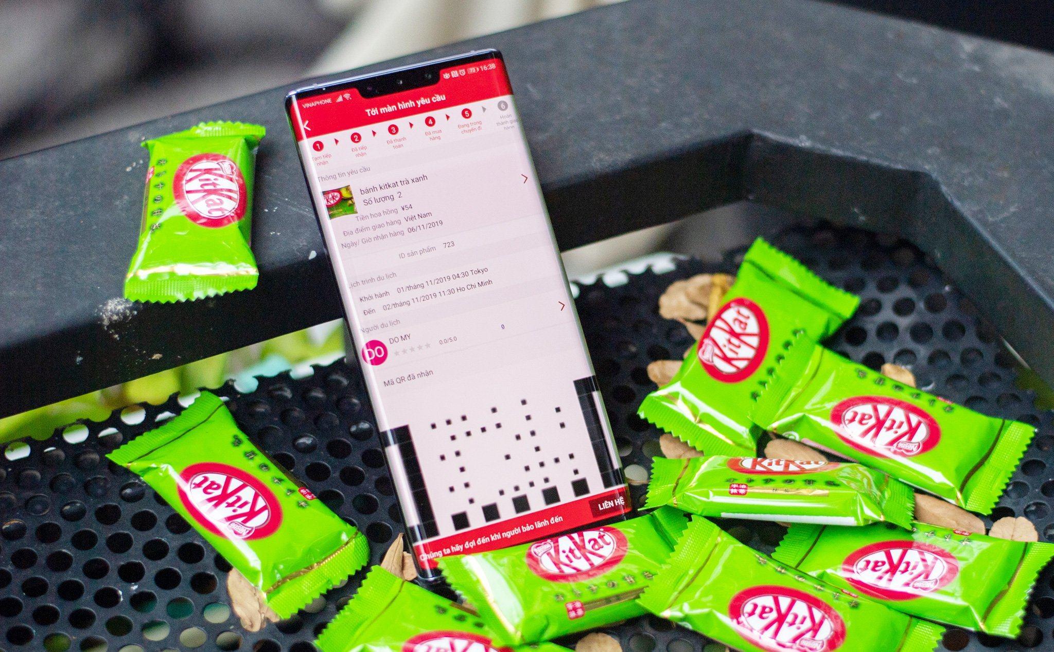 Dùng thử app nhờ mua hộ hàng Nhật Hakobiya: mua đồ Nhật xách tay đơn giản |  Tinh tế