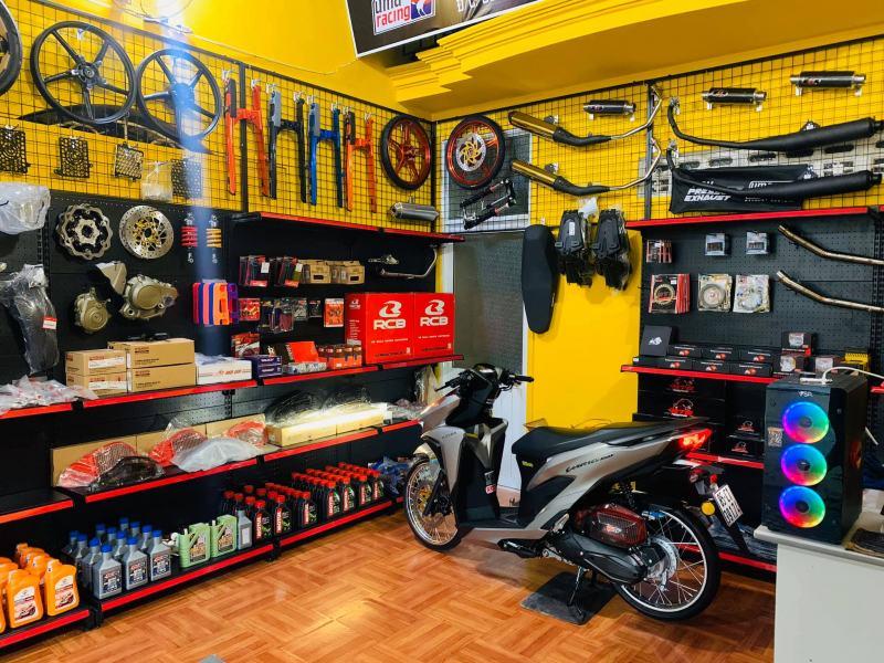 Đồ chơi xe máy Quận 5 uy tín chất lượng giá rẻ nhất TP. HCM