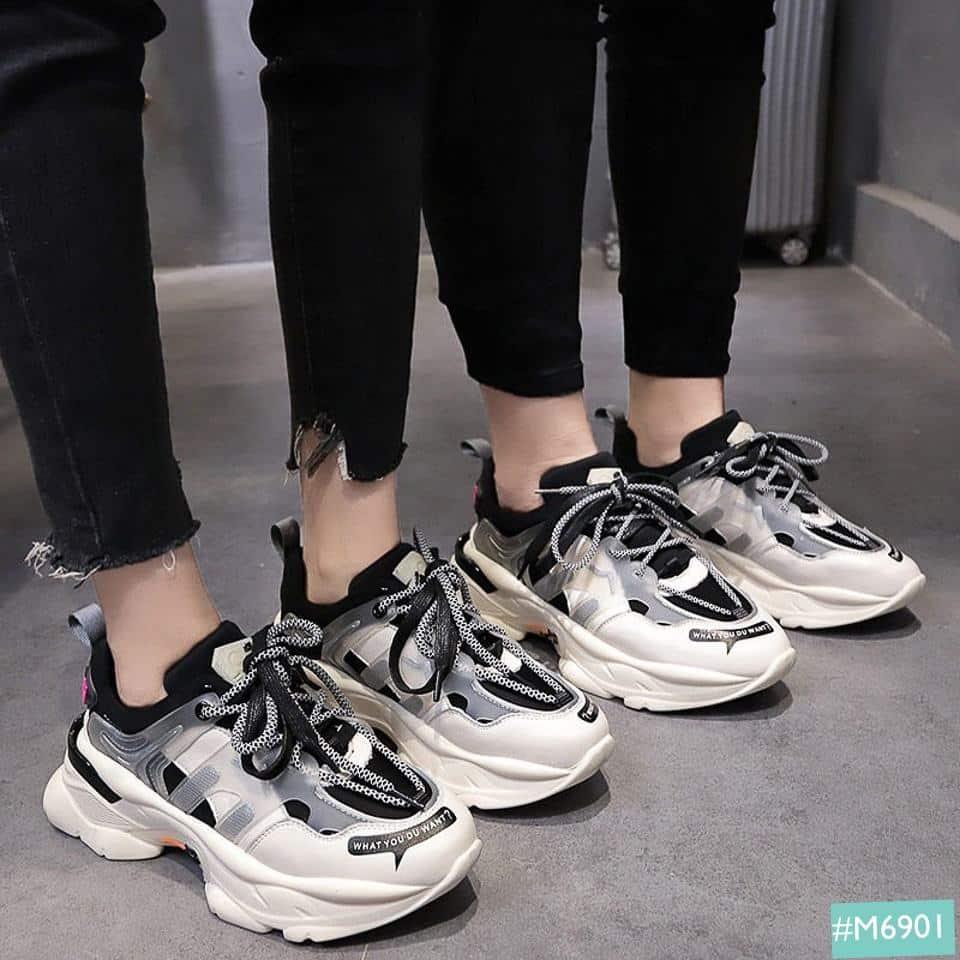 Giày Thể Thao Nam Nữ Cặp Đôi HOT Nhất 2020 -giày thể thao THỦ ĐỨC