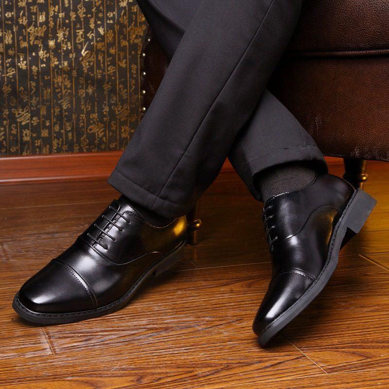 Giày tây nam Hàn Quốc TPHCM tốt nhất