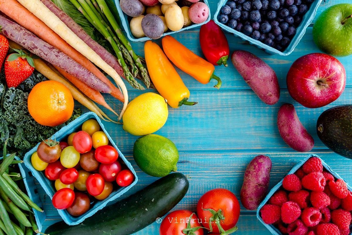 Cửa hàng trái cây tươi TPHCM uy tín