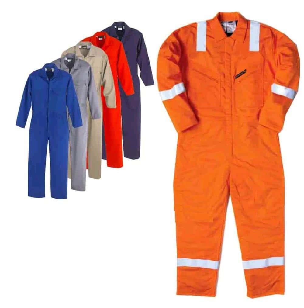 Đồ bảo hộ áo liền quần được sử dụng trong nhiều lĩnh vực