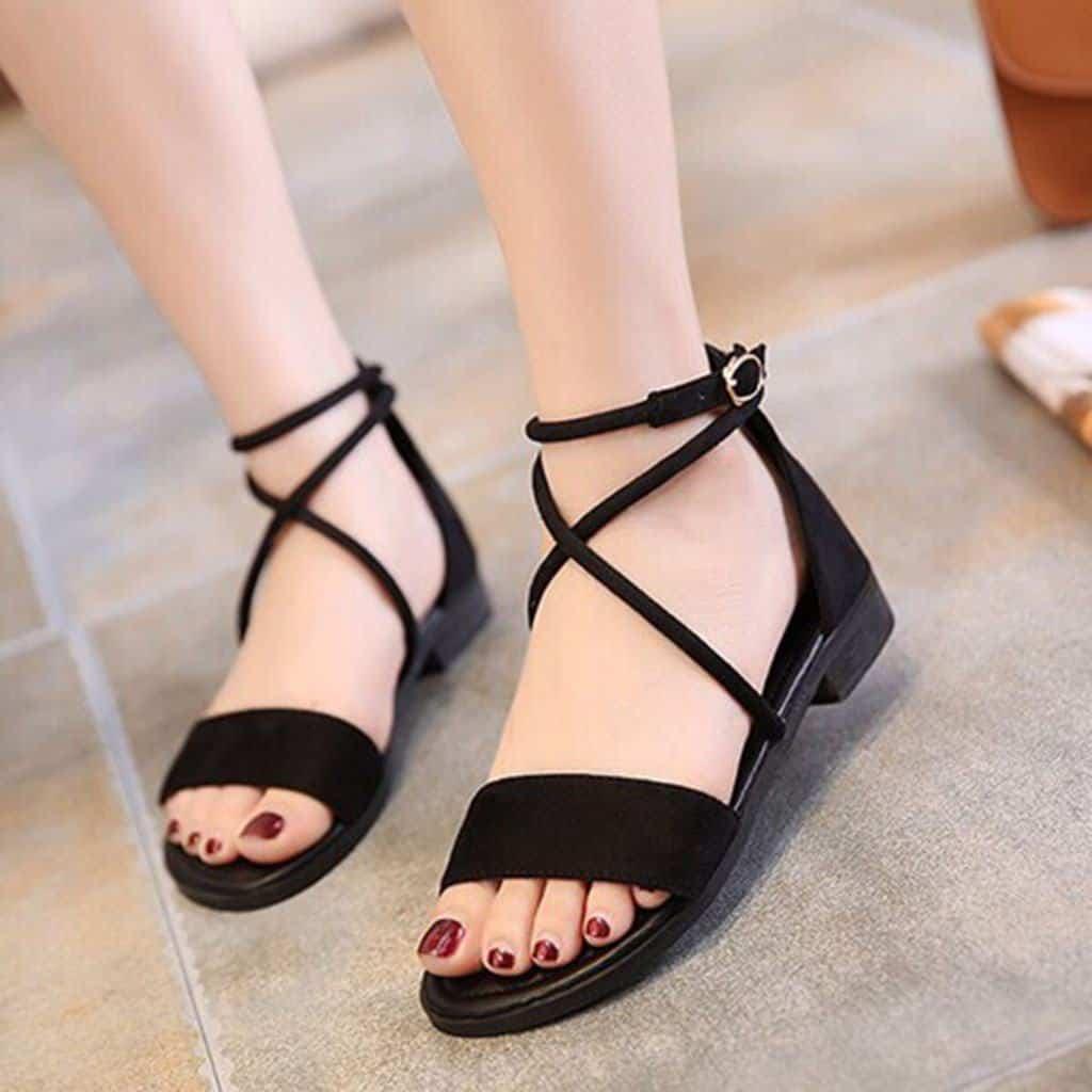 Shop giày sandal nữ TPHCM tốt nhất