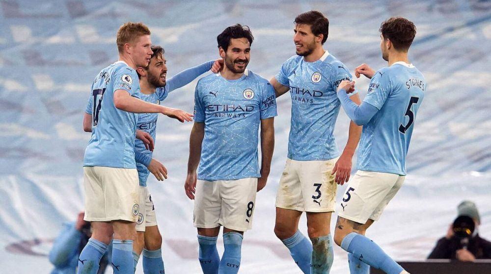 Hình 4 Man City đứng đầu Top 6 Các Clb Chi Tiêu Mạnh Tay Nhất Thế Giới ở 5 Mùa Gần đây