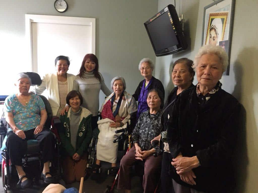 Hội Cao Niên đi thăm Nursing Home | St Vincent Liem Centre, Trung Tâm Thánh  Vinh Sơn Liêm