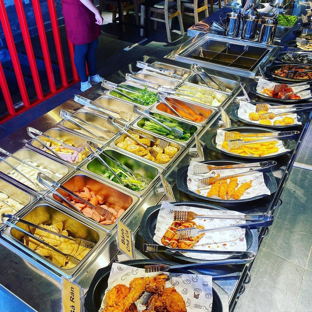 4 Nhà hàng buffet ngon Sài Gòn từ giá rẻ đến cao cấp bạn nên thử!
