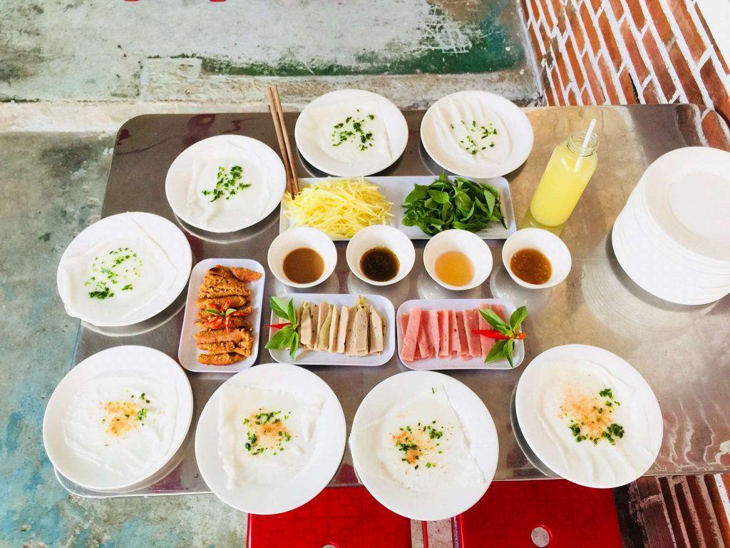 Review món Bánh Ướt chồng Đà Lạt ngon khó cưỡng