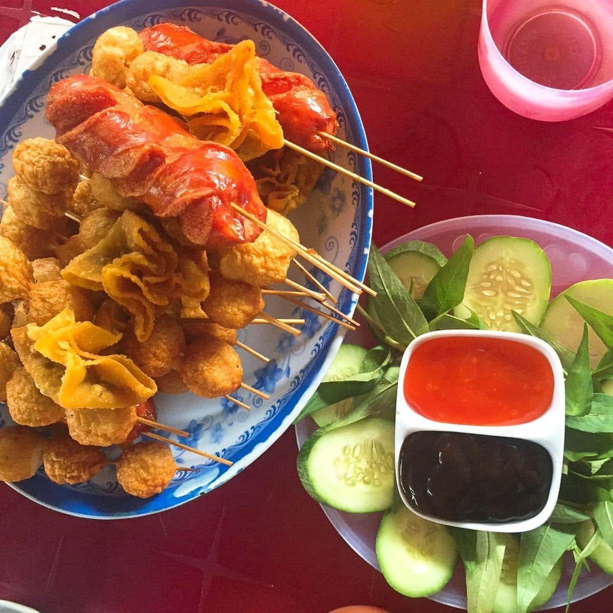 Top 10 Quán ăn vặt ngon Biên Hòa dành riêng cho giới trẻ
