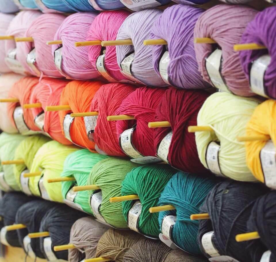 Top 10 shop bán len sợi chất lượng và giá rẻ ở TP Hồ Chí Minh - Trang vàng  doanh nghiệp