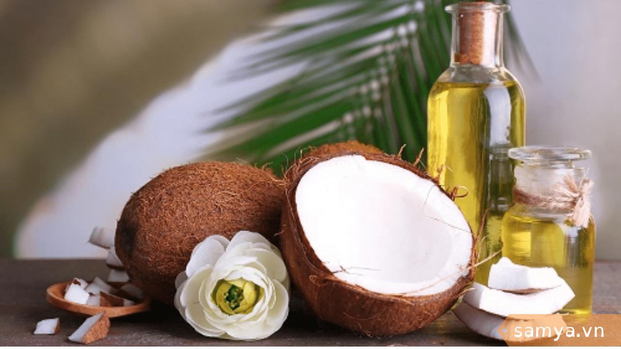 Dầu dừa và những lợi ích tuyệt vời cho sức khỏe và làm đẹp | Samya