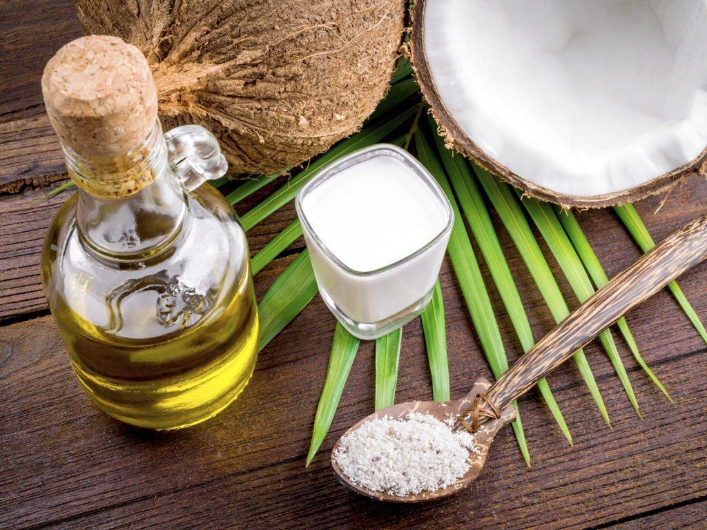 Mua dầu dừa ở Hà Nội uy tín