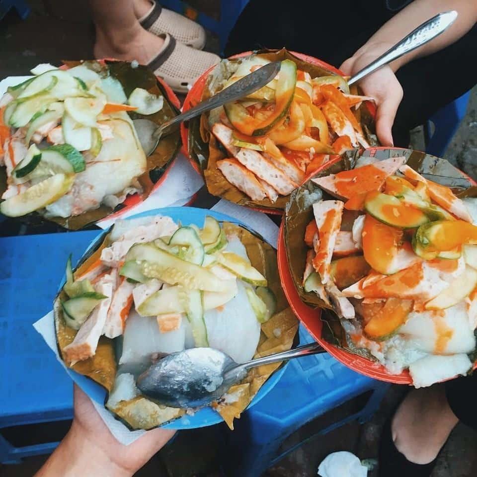 Ăn bánh giò với sữa chua, trân châu và nước cốt chanh: các chàng trai tham  gia Đói Chưa Nhỉ được phen hết hồn với trải nghiệm mới