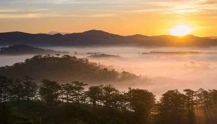 Rủ nhau lên đồi Thiên Phúc Đức Đà Lạt săn mây vờn núi