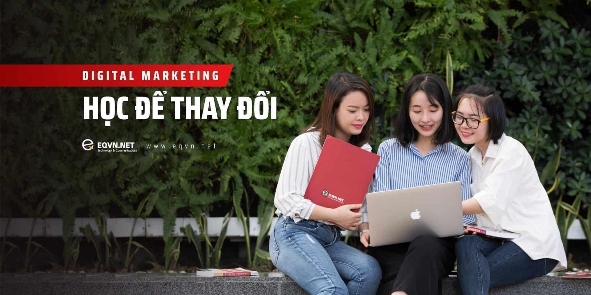EQVN.NET - Đào tạo, Tư vấn giải pháp và triển khai Digital Marketing