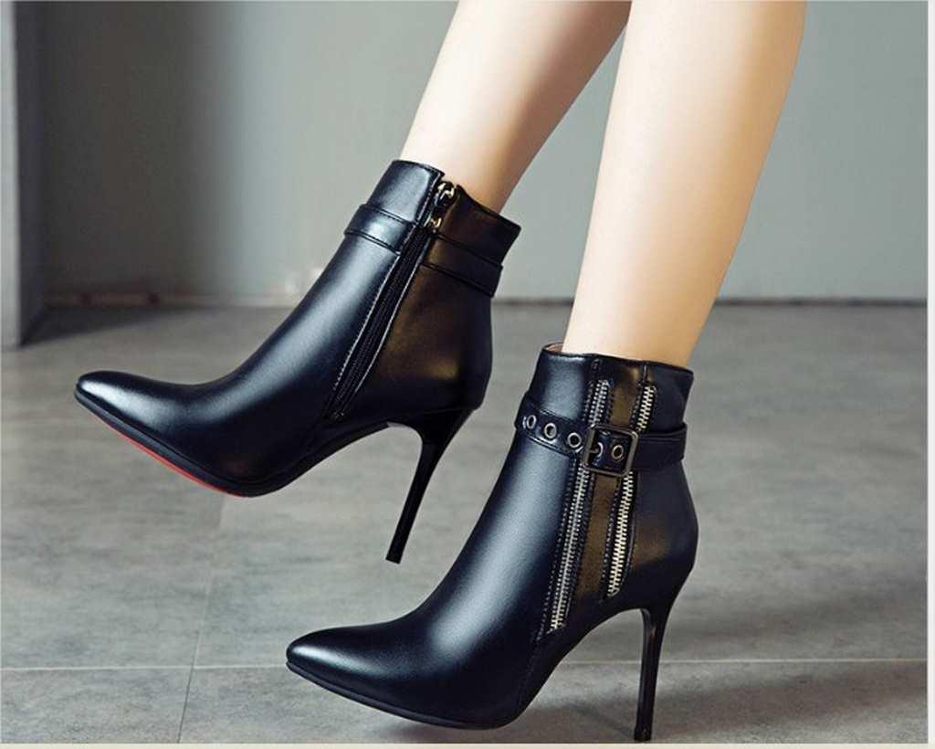 Top Những Đôi Giày Boot Nữ Phải Có Trong Năm 2020