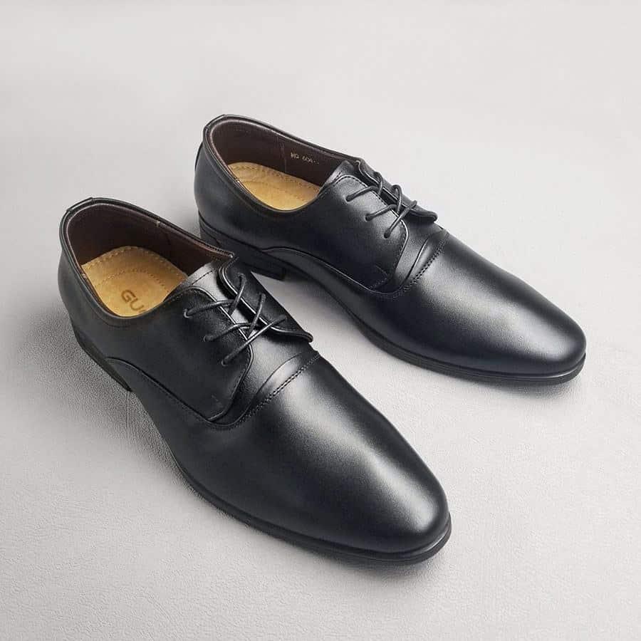 Giày tây nam buộc dây G604 - GUCHAN