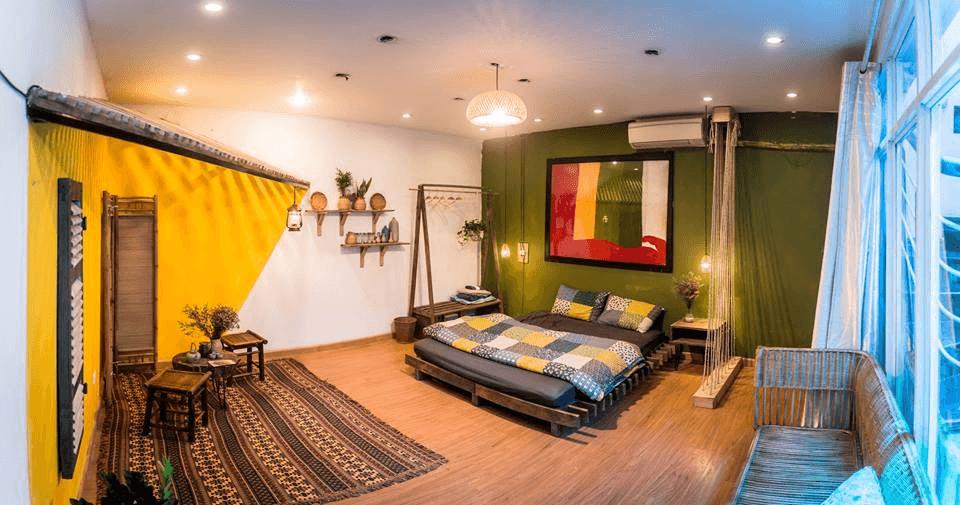 10 homestay Hà Nội giá rẻ ở trung tâm, nội thành, ngoại thành chỉ 100k
