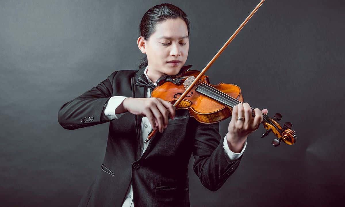 Thần đồng violin' Anh Tú: 'Chỉ thích được gọi là Tú Xỉn' | Giải trí | Báo  điện tử Tiền Phong