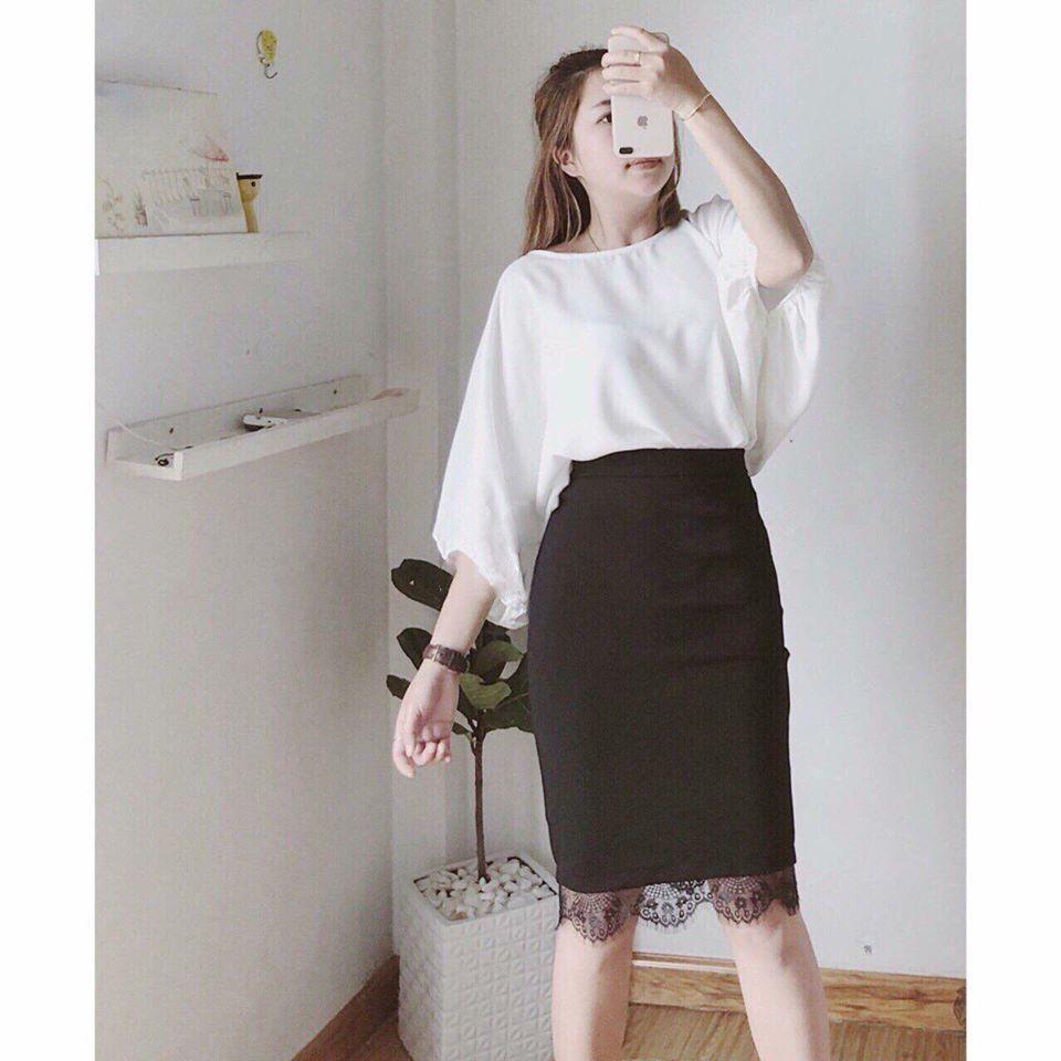 chân váy đen chân váy ôm chân váy công sở chân váy bút chì chân váy đen ren chân váy ngắn chân váy dài | Shopee Việt Nam