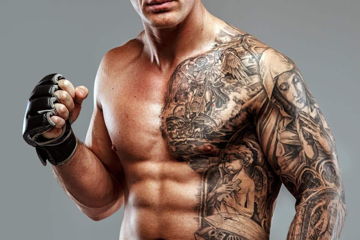 Tattoos damage skin sweat glands, landmark study claims