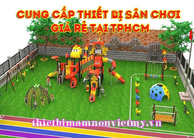 Top 5 công ty cung cấp đồ chơi thiết bị mầm non tại TPHCM