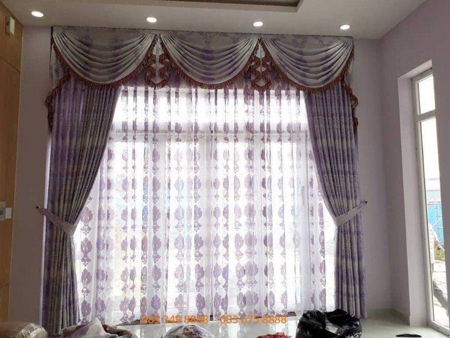 Kho Vải May Rèm Cửa Giá Rẻ Hà Phương – Hà Phương Curtains and Blinds