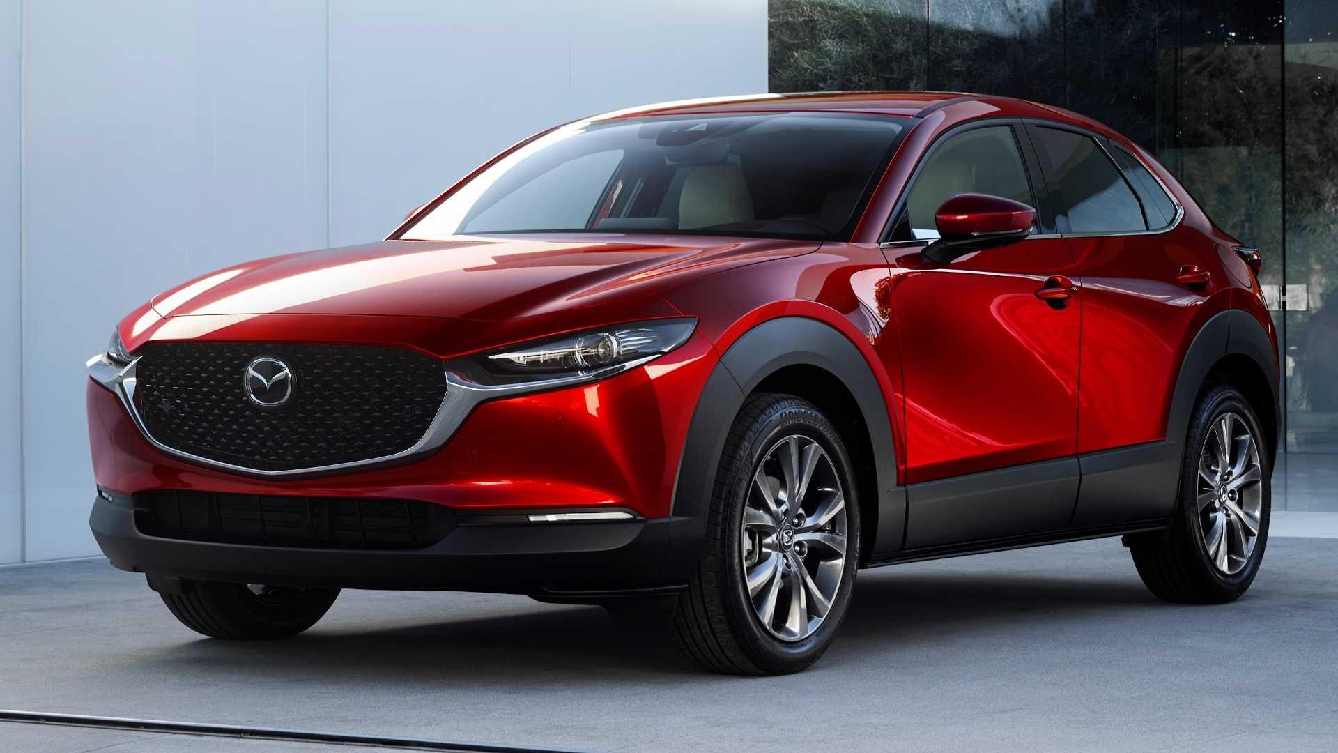 Mazda CX-30 2020 chính thức ra mắt, giá từ 510 triệu đồng