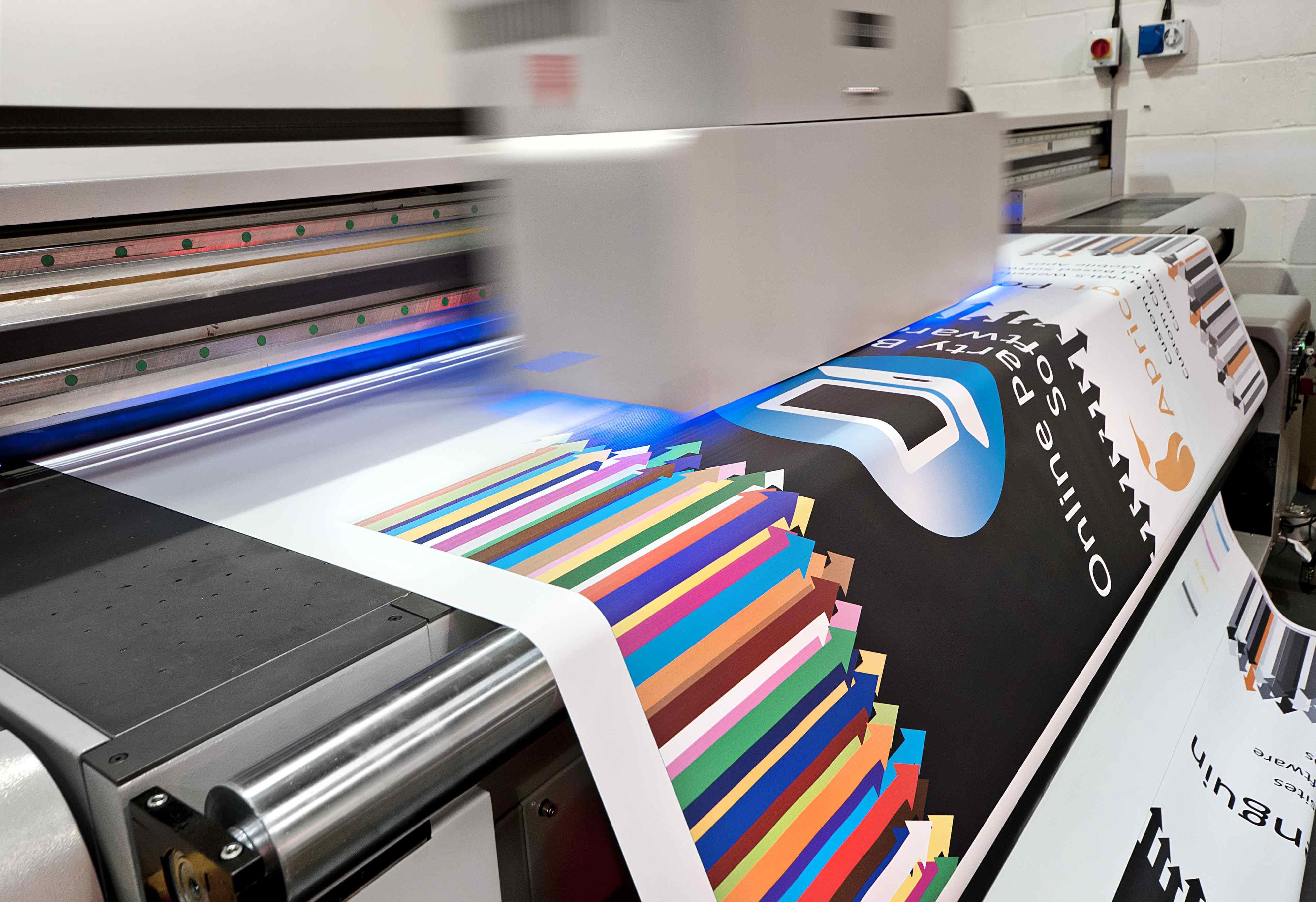 Print is not dead - but it has changed!   Deschenes Regnier