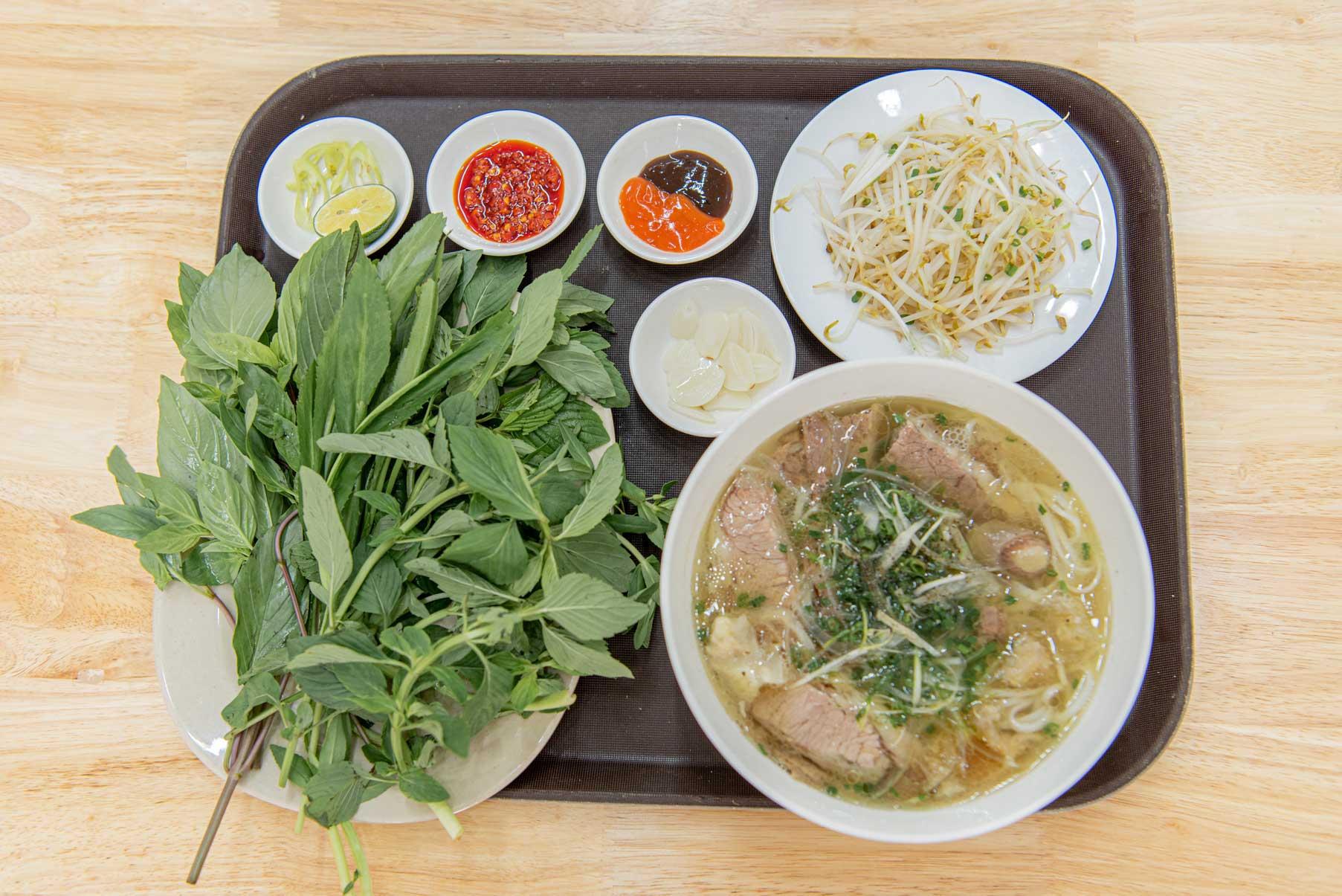 Top 8 quán phở ngon và rẻ tại quận 8   Sài Gòn Ăn Gì