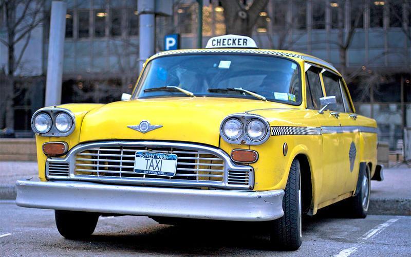 Những chiếc xe taxi đã trở thành biểu tượng ở nước người ta - CafeAuto.Vn