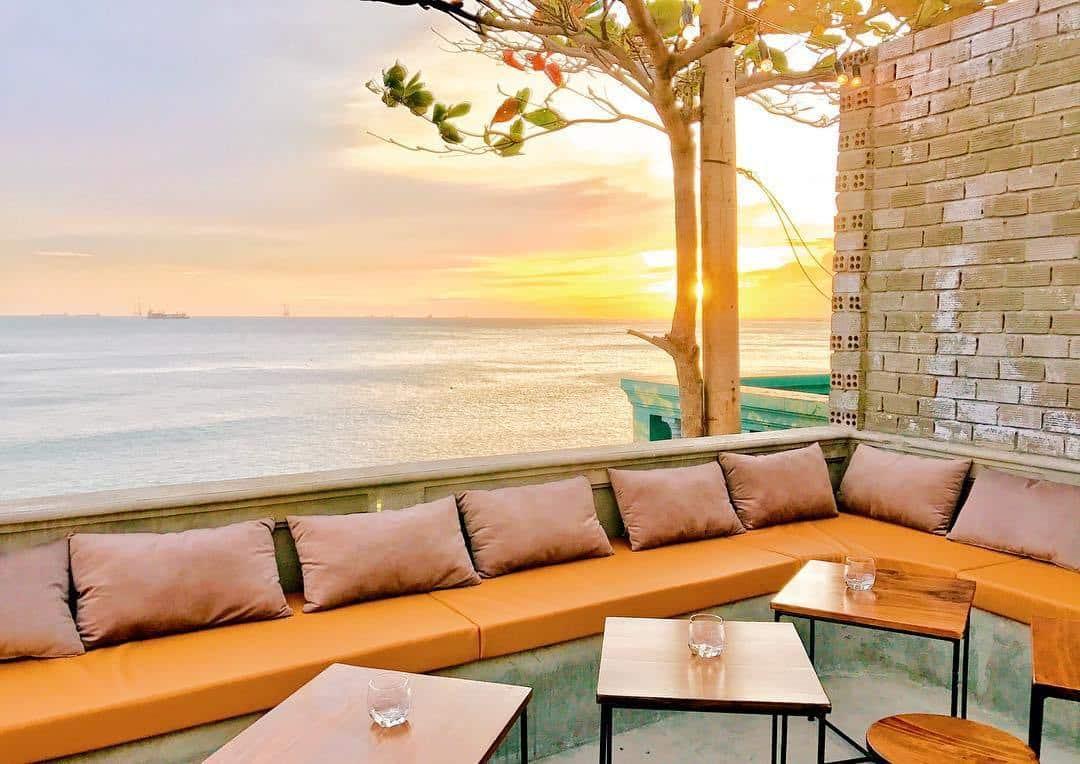 Cafe view biển Vũng Tàutốt nhất