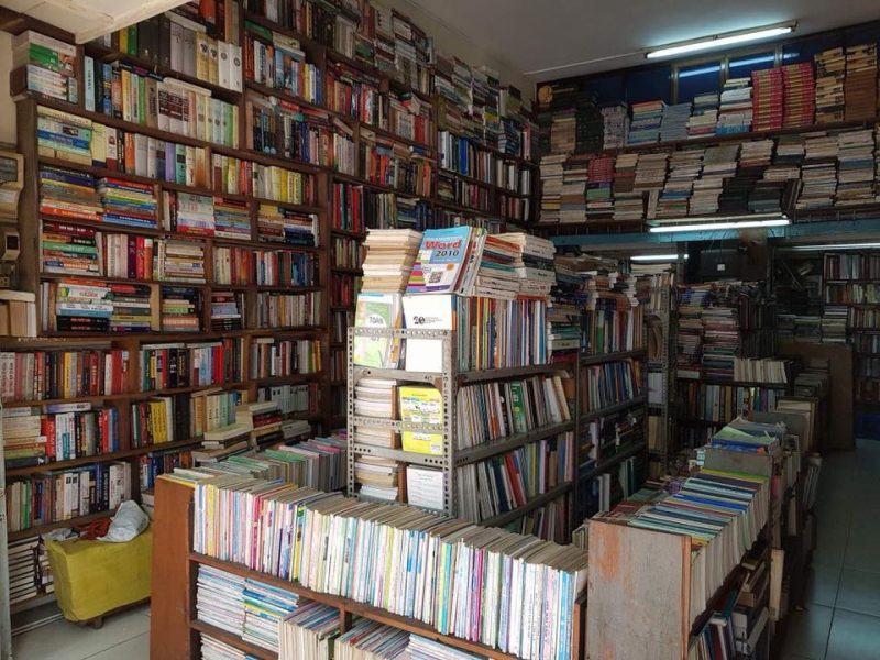 Mẫn Mê Với Top 5 Địa Chỉ Sách Cũ Sài Gòn Giá Rẻ Nhất