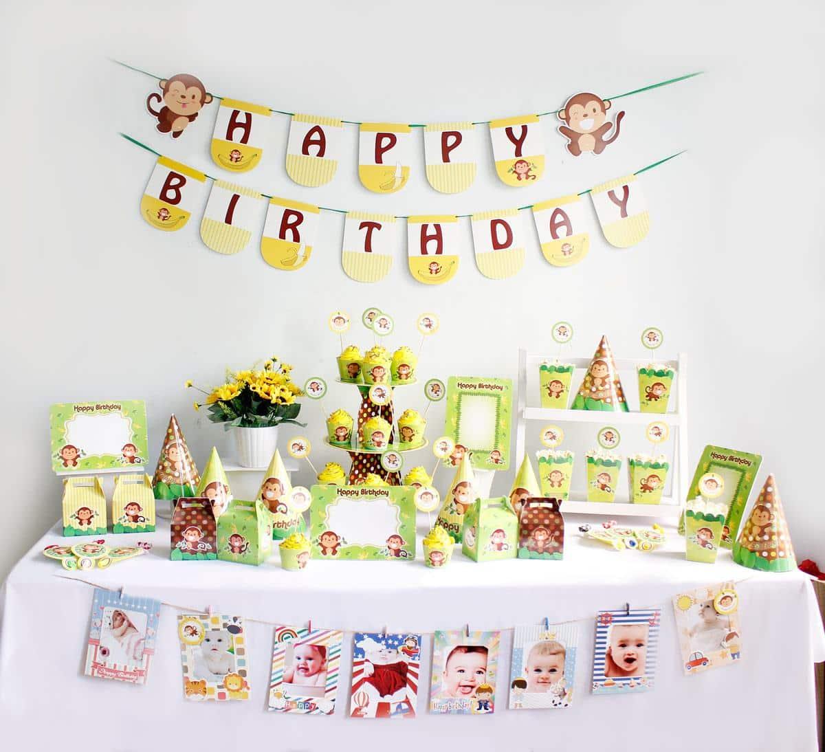 Phụ kiện sinh nhật Hà Nội uy tín