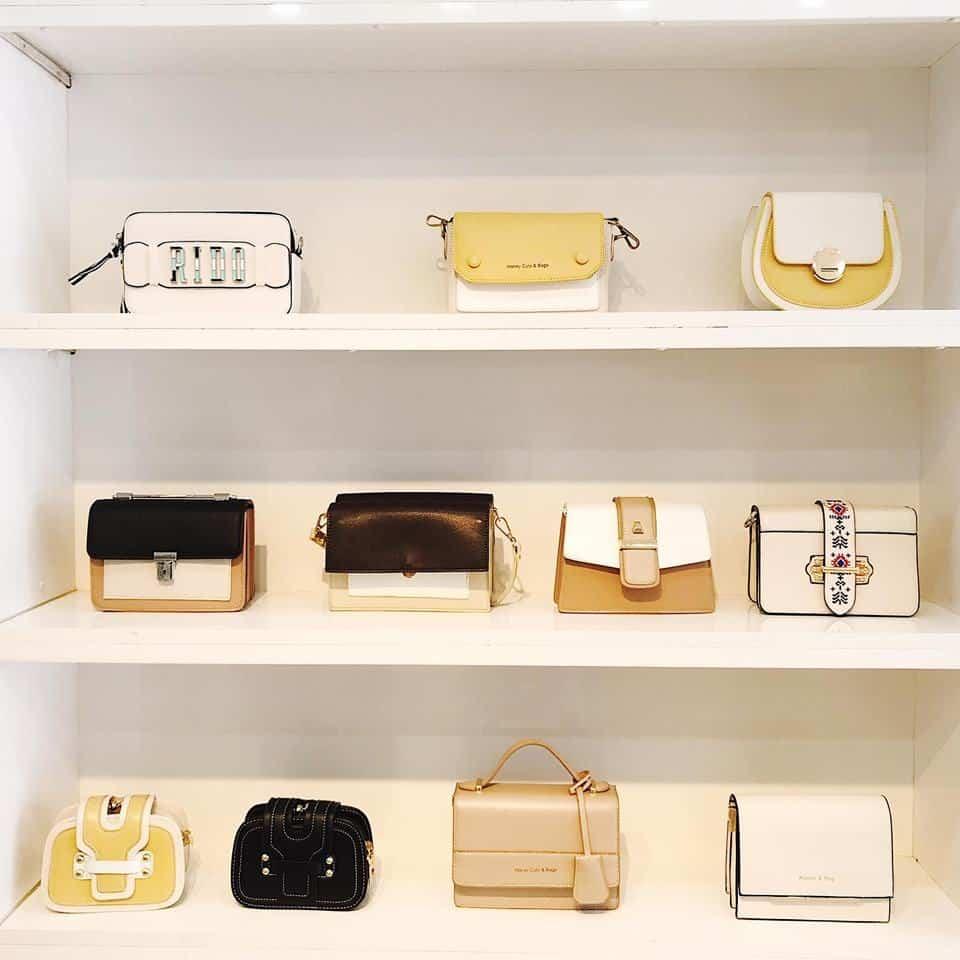 Top 11 Shop Bán Túi Đeo Chéo Nữ Rẻ - Bền - Đẹp Tại TP.HCM - Shop Khởi Nghiệp