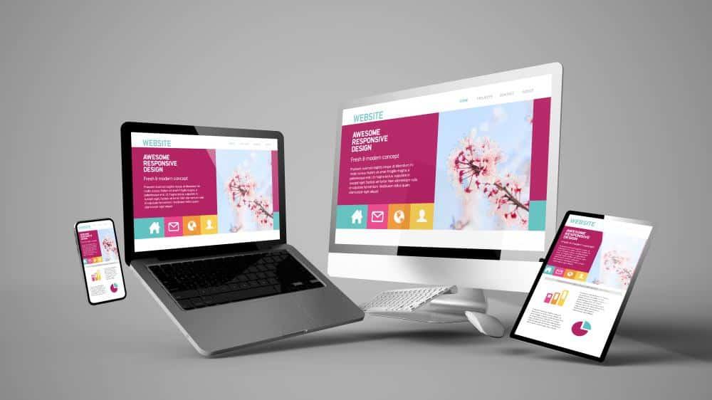 Thiết kế website tại Hồ Chí Minh uy tín, chuyên nghiệp