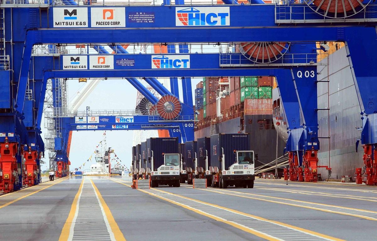 Đoàn kết là sức mạnh để Cảng Hải Phòng vươn ra biển lớn | Doanh nghiệp |  Vietnam+ (VietnamPlus)