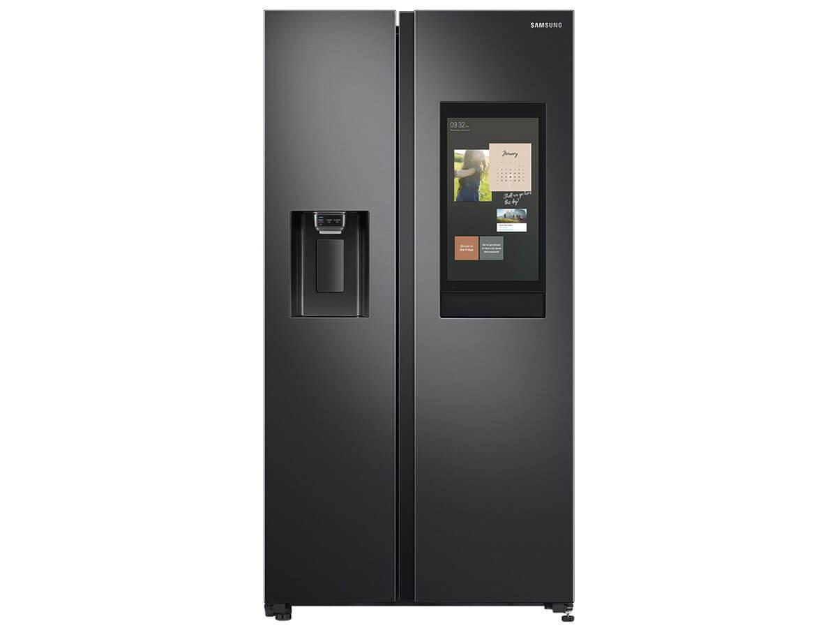 Tủ lạnh Samsung side by side Inverter 595 lít RS64T5F01B4/SV - META.vn