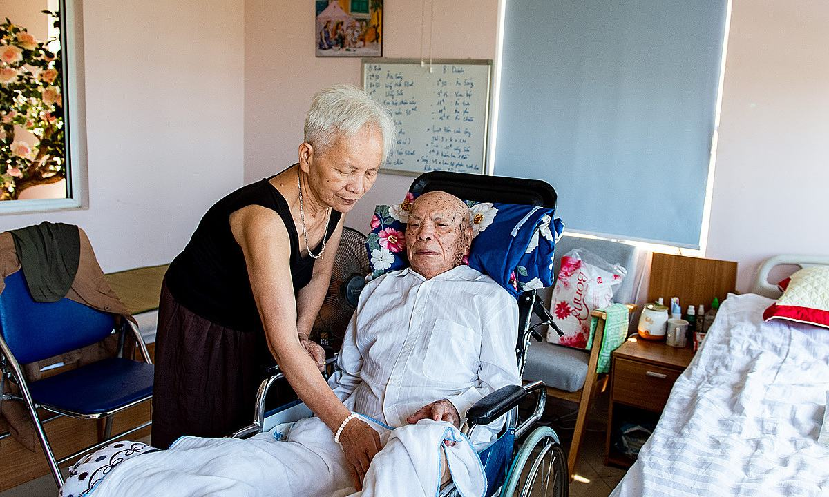 Viện dưỡng lão cao cấp TPHCM uy tin