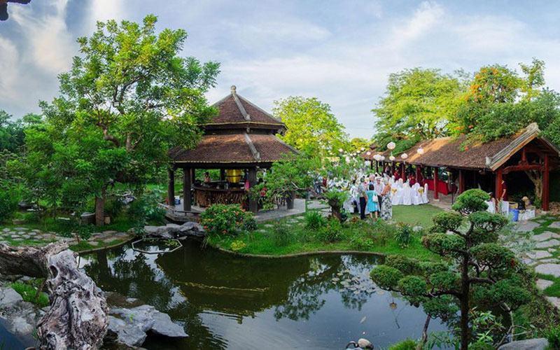 Quán ăn đẹp ở Hà Nội nổi tiếng