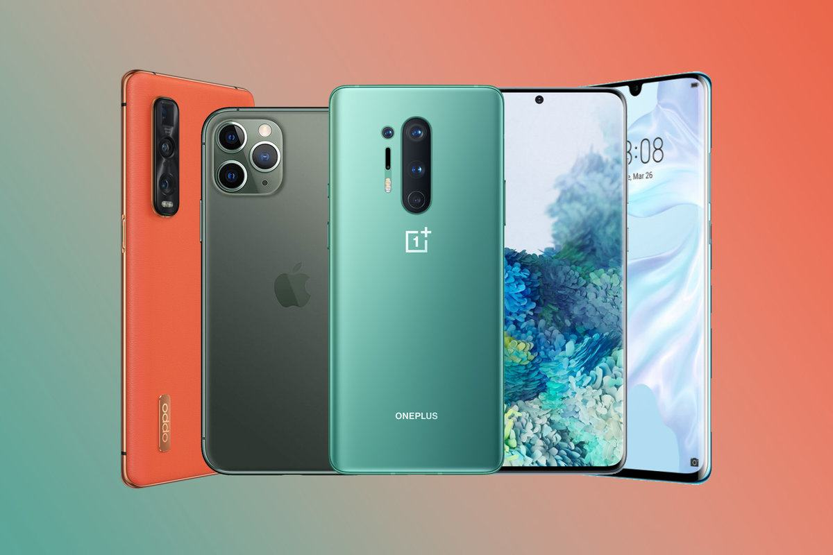 Best smartphones 2021: The top phones available to buy today