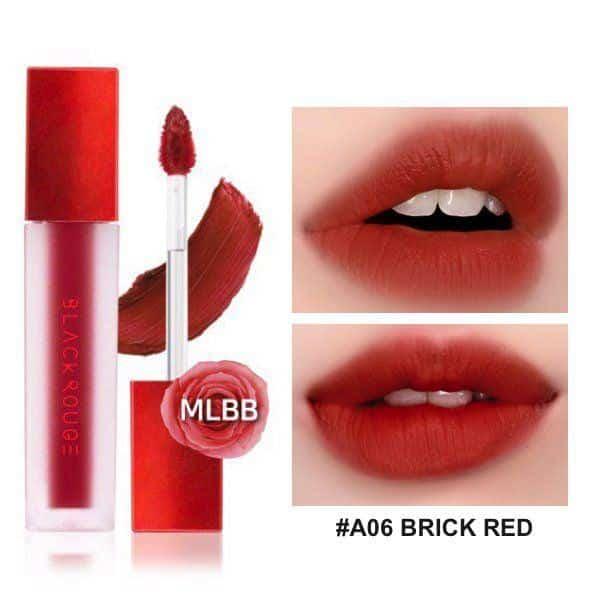 Review} Son Black Rouge A06 là màu gì mà Hot đến vậy?