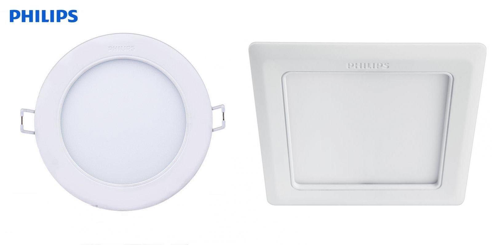 Đèn led âm trần loại nào tốt?Philips Marcasite