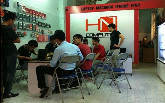 Laptop HNCOM