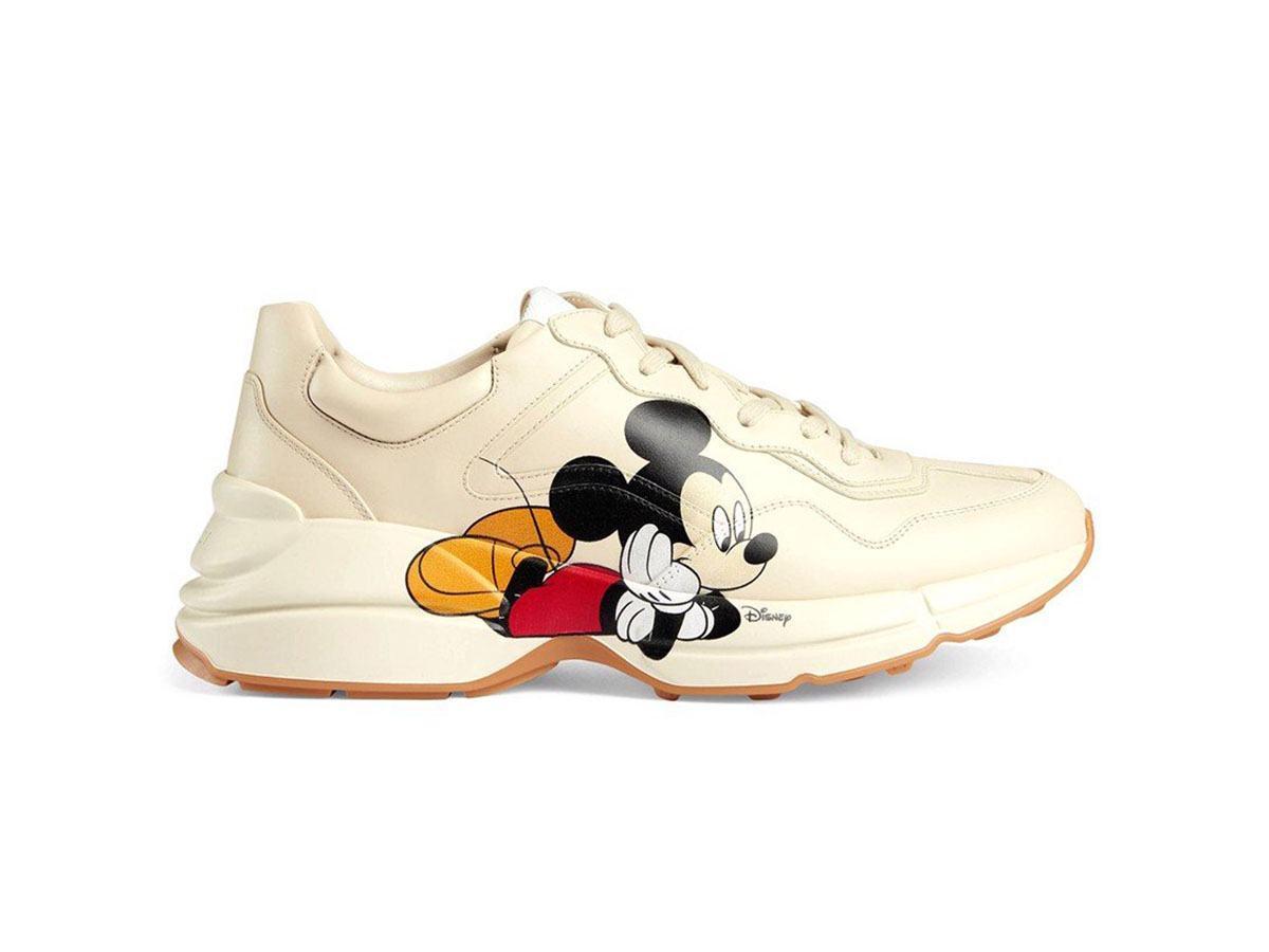 Giày Gucci Chunky Mickey Mouse chuẩn rep 1:1 - Khogiaythethao.vn™