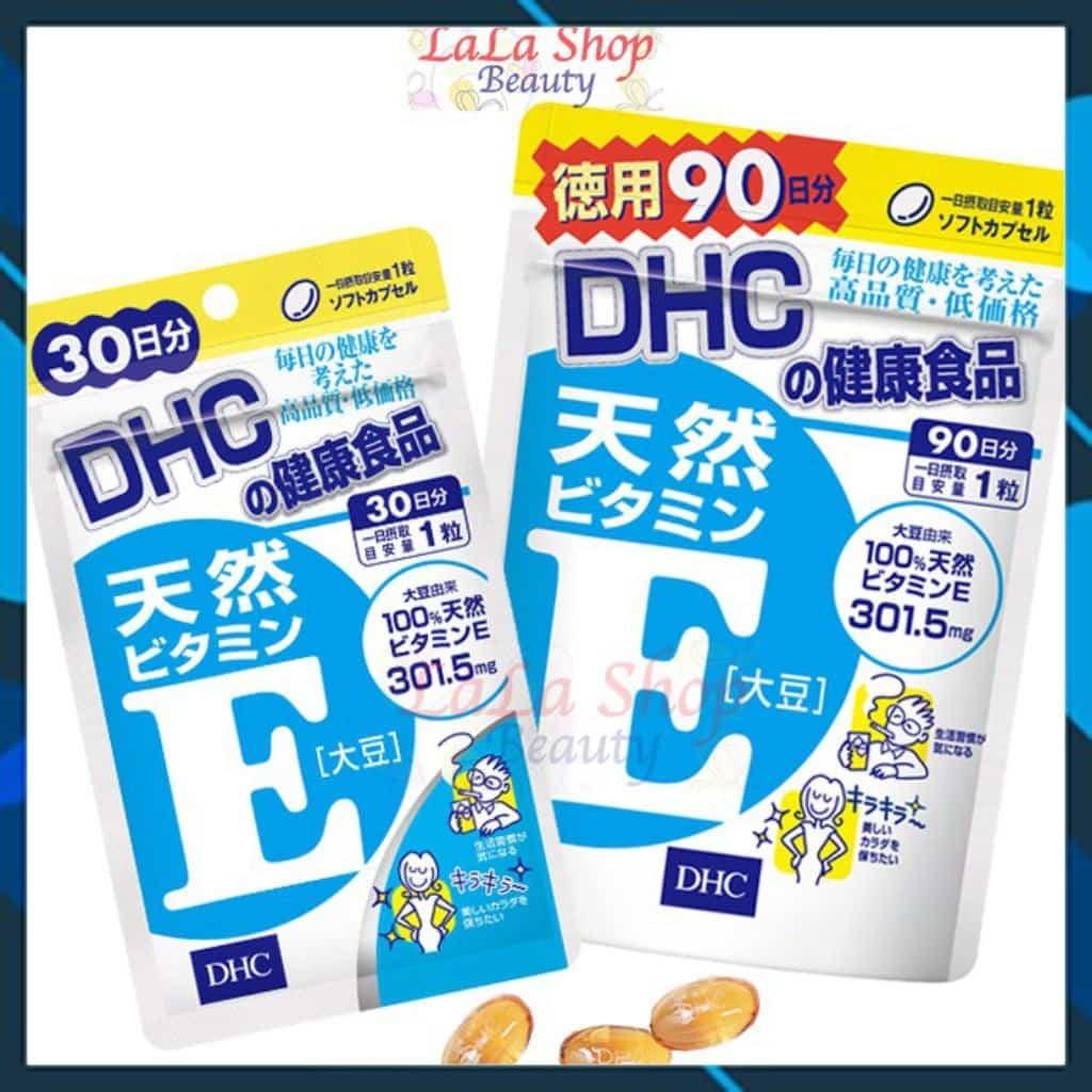 Viên Uống Bổ Sung Vitamin E DHC Nhật Bản   Shopee Việt Nam