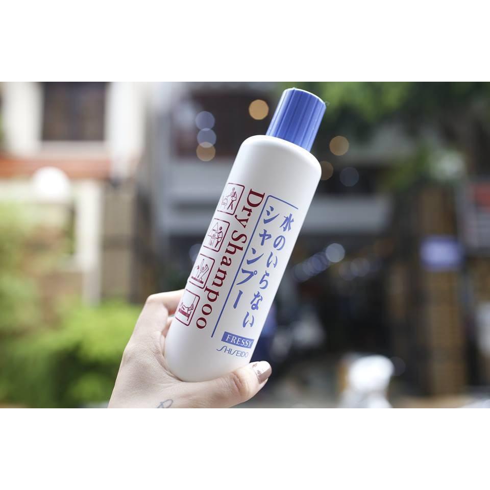 Dầu gội khô Shiseido Dry Shampoo, Giá tháng 3/2021